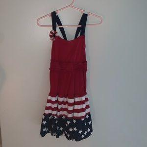Fourth of July theme Dress